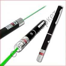 Игрушка Лазерная указка (Зелёная)